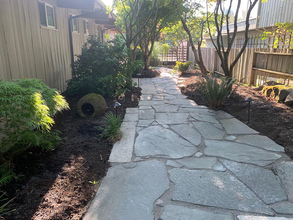 Landscape Construction Projects Marysville Bellevue Lakewood